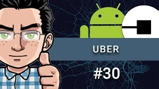 Make an Android App Like UBER - Part 30 - Displaying Ride History Information