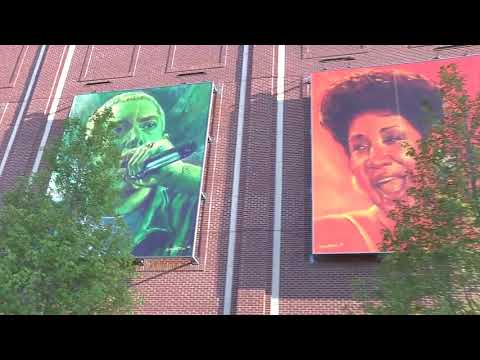 The story behind the spirits murals