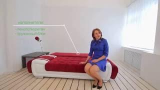 Обзор дивана Виктория, производства Савлуков-Мебель (г. Витебск, Беларусь) HD