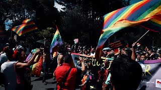 MARCHA DEL ORGULLO LGBTI - GAY PRIDE BOGOTÁ, COLOMBIA