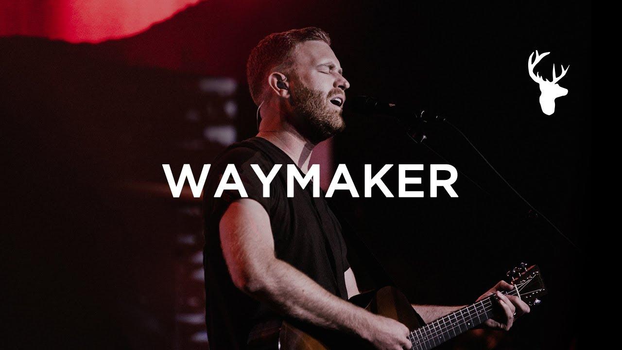 Way Maker - Paul McClure   Moment