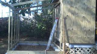 Ez Clean Chicken Coop (frame)