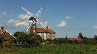In England. ep5 (English Diary) - Suffolk, Norfolk - (Cambridge, Cromer, Stamford)