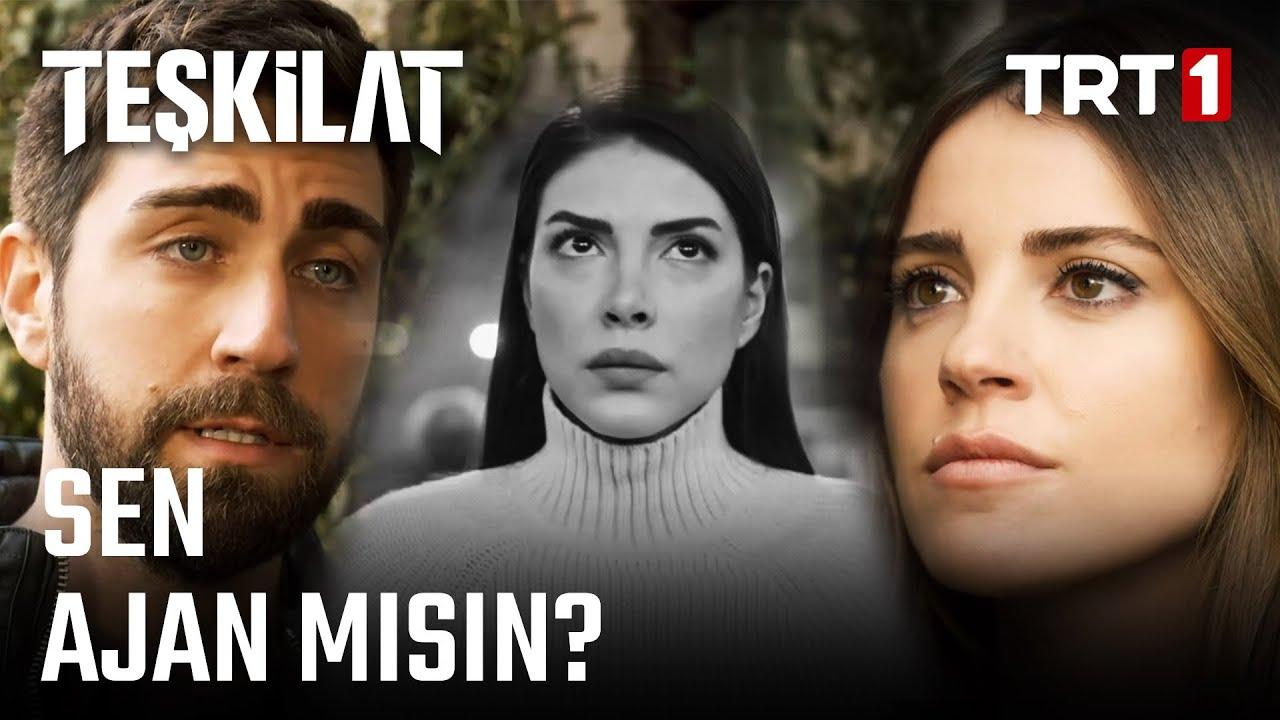 Serdar Ceren'e Gerçekleri Söylüyor! - Teşkilat 6. Bölüm