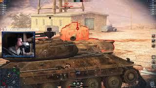 WoT Blitz - Путь к ЯГЕ Е100 ● Не нужно качать Jagdpanther 2 ● Сложная ПТ САУ нагибатор (WoTB)