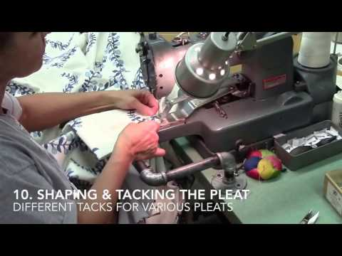 TannerMeyer Drapery, Bedding & Blinds Workroom - 12 Steps to the Perfect Drapery