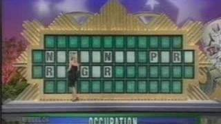 my appearance on wheel of fortune 1 of 2