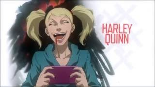Suicide Squad Character Introductions