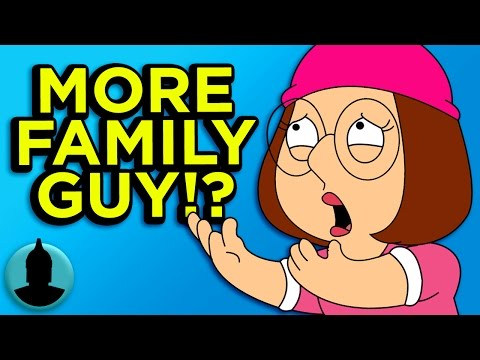 Family Guy Facts, Conspiracy + More! - Family Guy Week! | ChannelFrederator