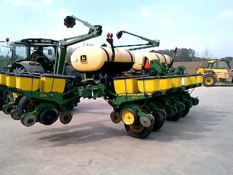 John Deere 1760 Planter Max Emerge 2 For Sale At Www Farmibel Com