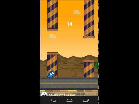 Coin Flapper - Abdroid Game