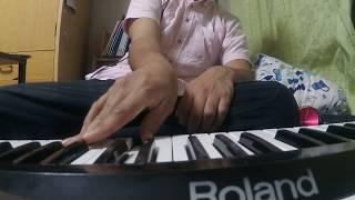 センパ吉田のオルガンプレイの練習です! もんたよしのり、ディープ・パ...