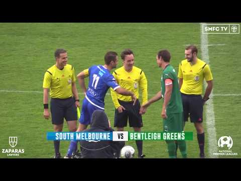 NPL VIC RD 7 - South Melbourne v. Bentleigh Greens