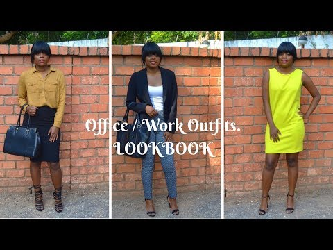 OFFICE / WORK Outfits | LOOKBOOK | Zambia