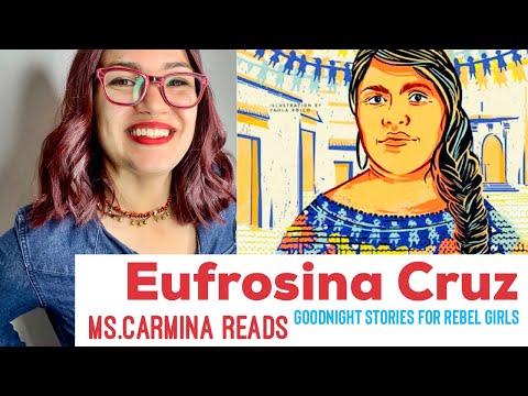Eufrosina Cruz | Ms.Carmina Reads streaming vf