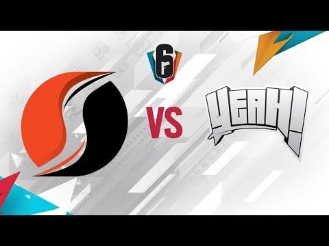 Rainbow Six - Six Invitational 2018 - Supremacy vs. Yeah! Gaming - day 3