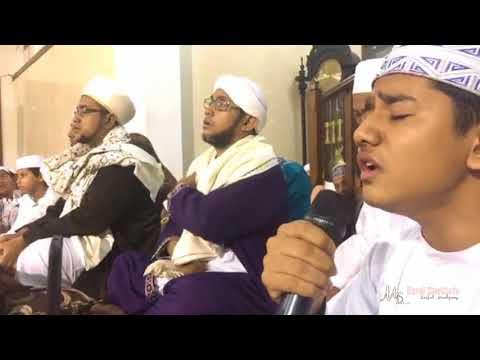 Pembacaan Surrah Al Mulk - Syakir Daulay di Majlis Nurul Musthofa