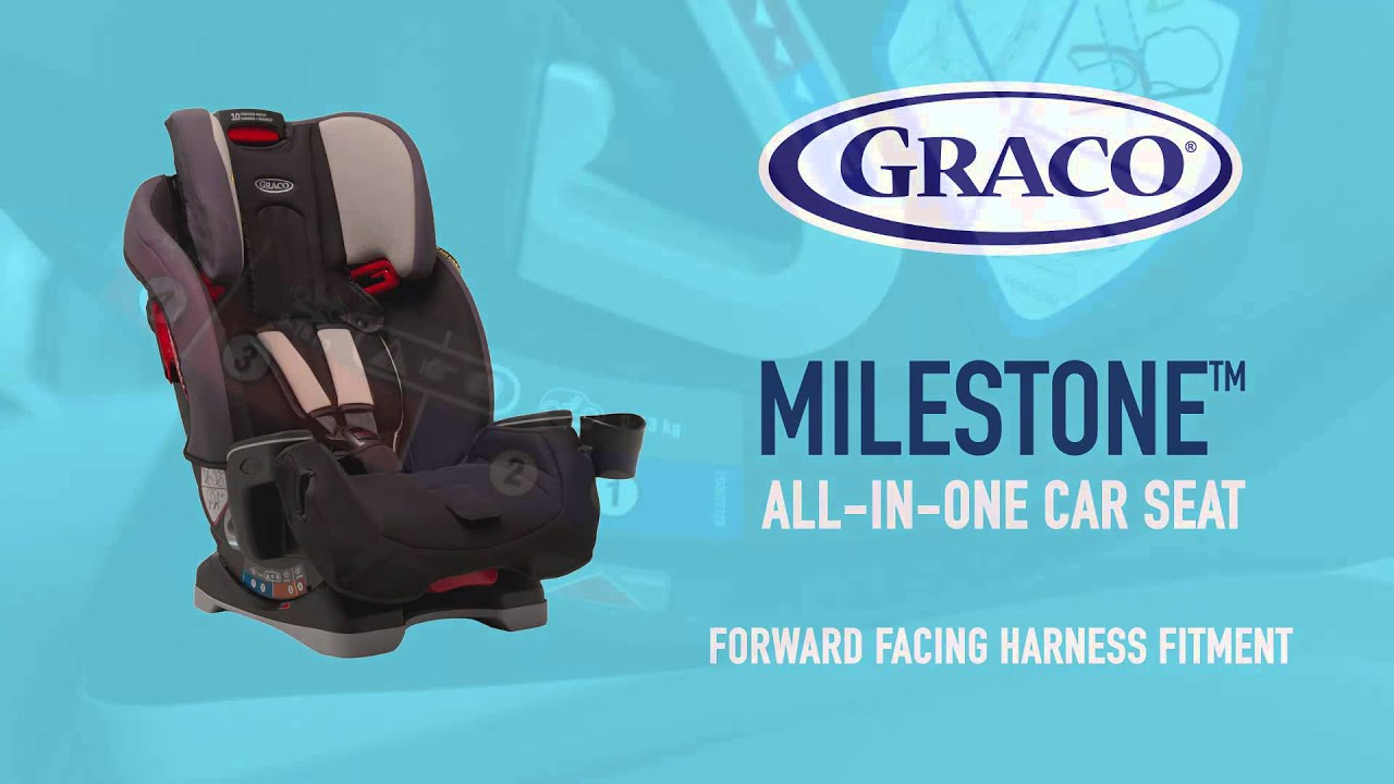 Graco Milestone Car Seat Isofix Graco Milestone All In 1 Car Seat 2019 Review Verdict