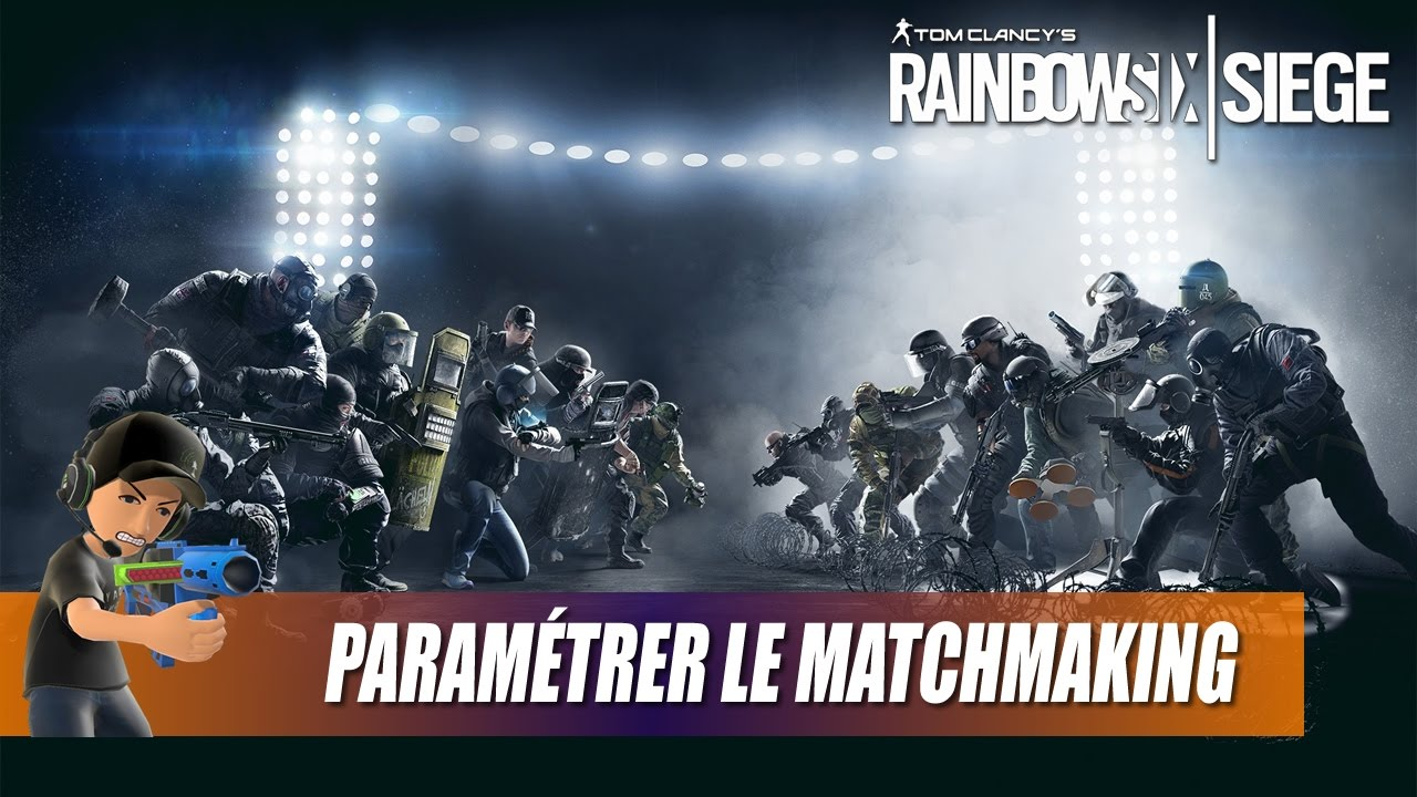Matchmaking graphique 8,7