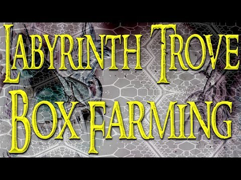 "Labarynth Trove Box Farming ~ Great For Solo Self Found HC ""Easy Uniques & Currency, Low Risk"""