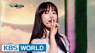 WJSN - Secret | 우주소녀 - 비밀이야 [Music Bank / 2016.08.26]
