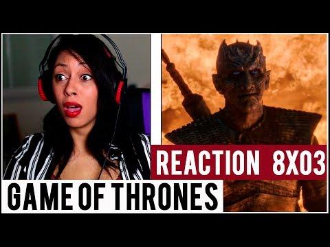 Game Of Thrones Saison 8 épisode 3 REACTION