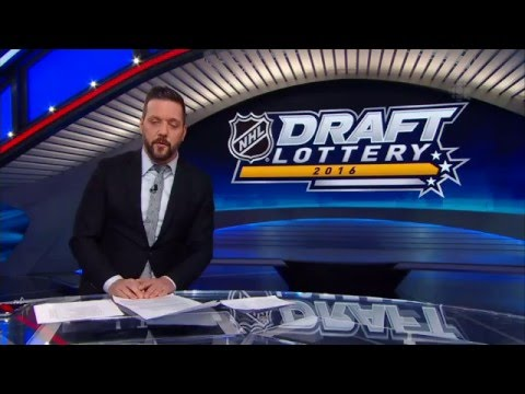 2016 NHL Draft Lottery Full Show 4/30/16