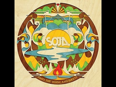 SOJA ft. Bobby Lee..   Driving Faster