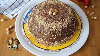 Торт Орешек в Шоколаде, супер бюджетно и просто, советские рецепты.