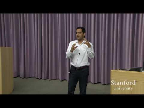 Stanford Seminar: Hesaam Esfandyarpour, Genapsys