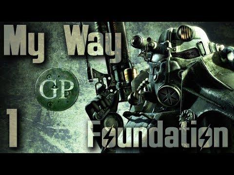 Modding Fallout 3 : My Way : Foundation : 1