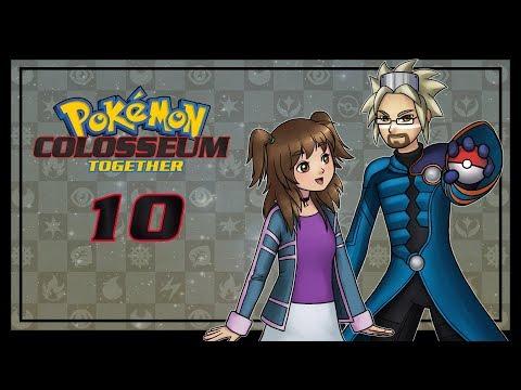 Let's Play Together Pokemon Colosseum - #10 - Seid ihr Freunde von Grand?
