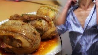 【深夜閲覧推奨!!】なんかエロいコックが肉を巻く!Sexual cooking!【深夜食堂3.0】 thumbnail