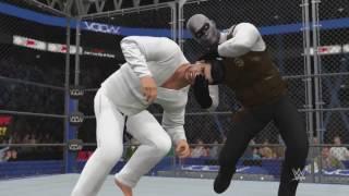 VGCW ALTERNATE TIMELINE - Segata Sanshiro VS Skullface