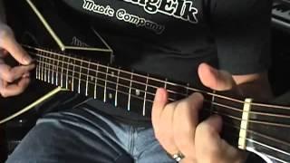 """tuning"" guitar better modulation stops violin viola cello bass jazz ""take five"""