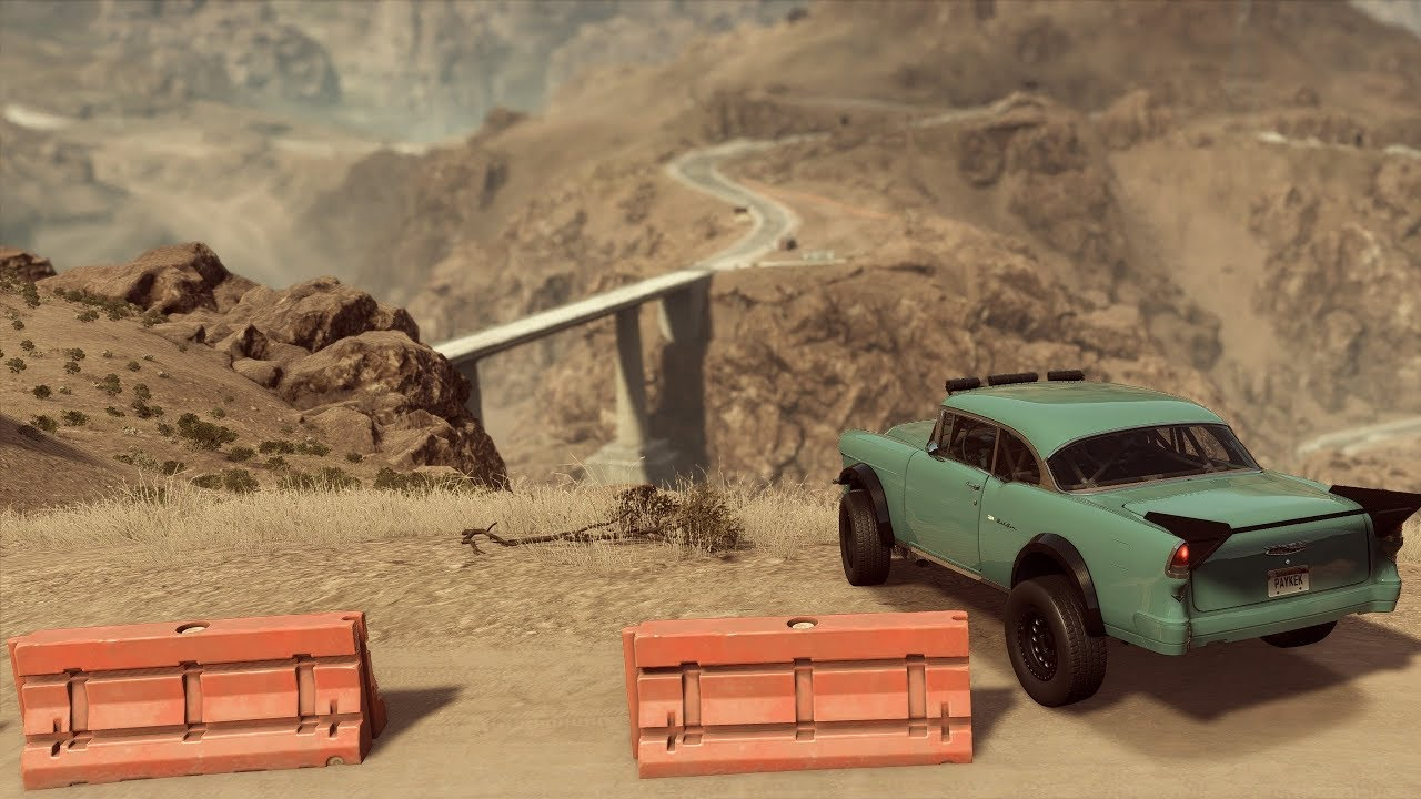 Need For Speed Payback All Derelict Super Builds In All Classes