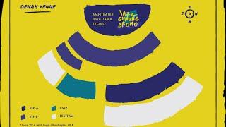 Jazz Gunung 2016 - Bromo