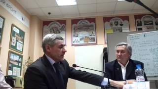 Круглый стол. Капитальной ремонт МКД.Павленков Ю.В. 2014-12-18