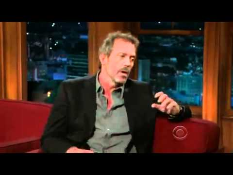 Hugh Laurie Explains Motivation in Rowing