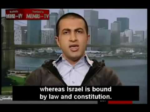 Son of Hamas Leader: The God of Islam Suffers from Split Personality; Muhammad - a False Prophet