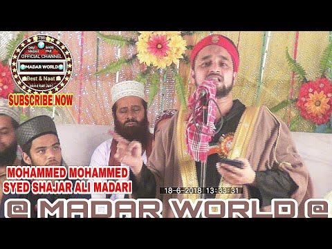 SHAJAR ALI MAKANPURI || Zameen Ke Nazare 2018 New Latest Naat Sharif || एक दम अलग अंदाज़ मैं सुने