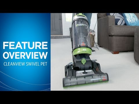 CleanView® Swivel Pet Vacuum Cleaner Overview | BISSELL