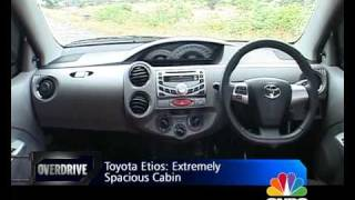 Toyota Etios on OVERDRIVE