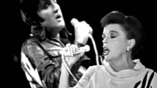 Judy Garland & Elvis Presley - You'll Never Walk Alone