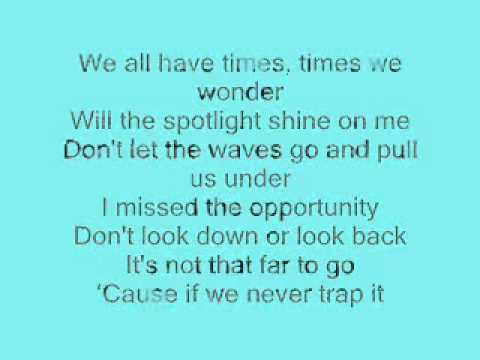 Big Time Rush-This Is Our Someday(lyrics)