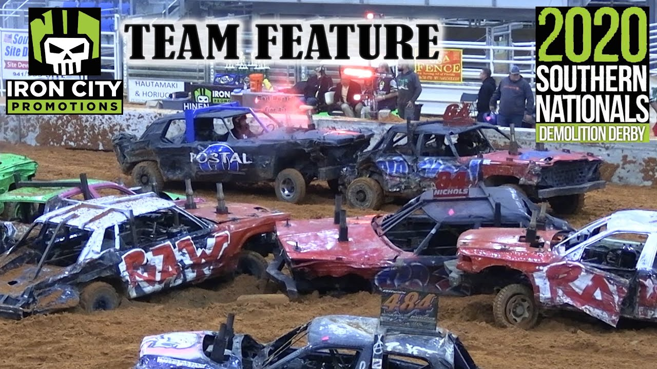 Team Feature Southern Nationals Derby 2020 Youtube
