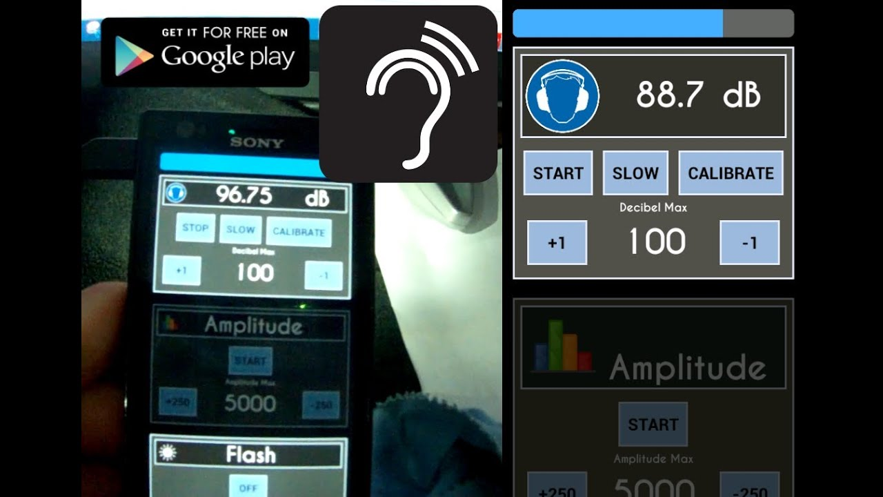 Decibel (Sound Meter) - Free Android App