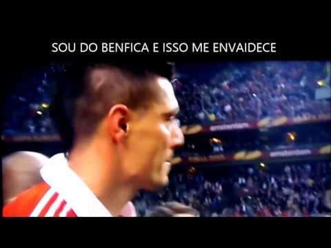 Benfica- Final Liga Europa - Orgulho nestes jogadores e nesta equipa