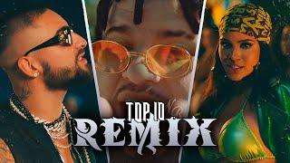 10 Remix Que Suenan Mejor Que La Canción Original
