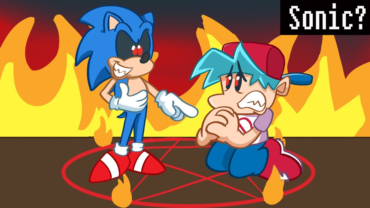 Sonic.Exe Ends Boyfriend.Exe